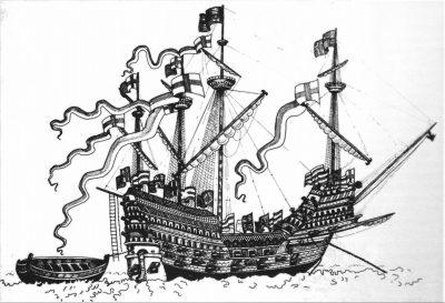 Der Untergang der Mary Rose